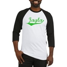 Jayla Vintage (Green) Baseball Jersey