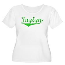 Jaylyn Vintage (Green) T-Shirt