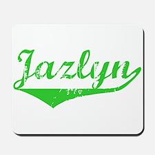 Jazlyn Vintage (Green) Mousepad