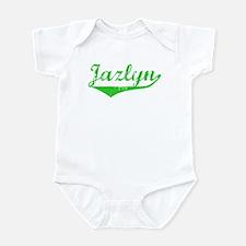 Jazlyn Vintage (Green) Infant Bodysuit