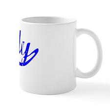 Jody Vintage (Blue) Mug
