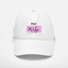 Pilot Wife Baseball Baseball Cap