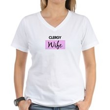 CLERGY Wife Shirt