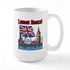 London Rocks! Mug