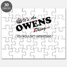 Cute Owen Puzzle