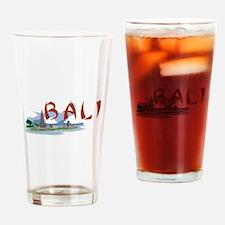 Bali Drinking Glass