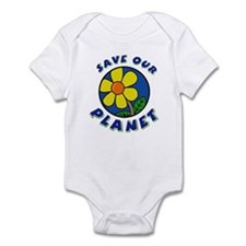 Save Our Planet Infant Creeper