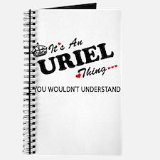 Unique Uriel Journal