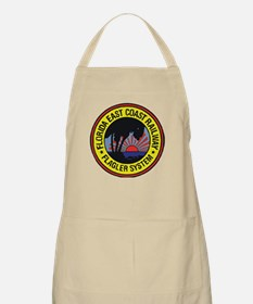 Florida East Coast Railway logo Apron