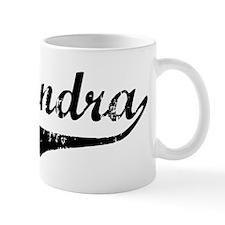 Kasandra Vintage (Black) Mug