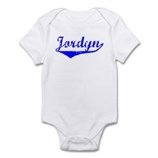 Jordyn Vintage (Blue) Infant Bodysuit
