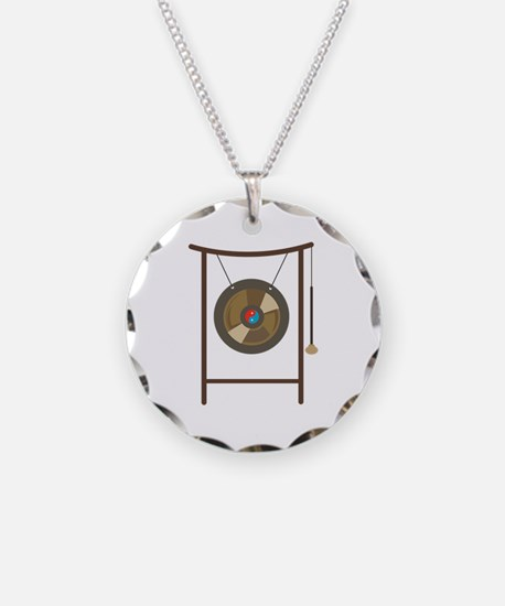 Gong Necklace