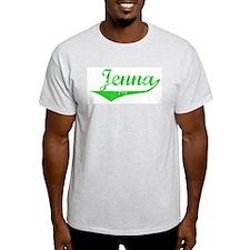Jenna Vintage (Green) T-Shirt