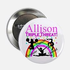 "TRIPLE THREAT 2.25"" Button"