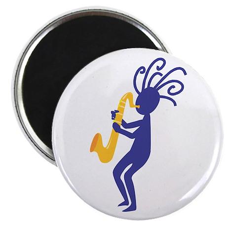 """Kokopelli 3 2.25"""" Magnet (100 pack)"""