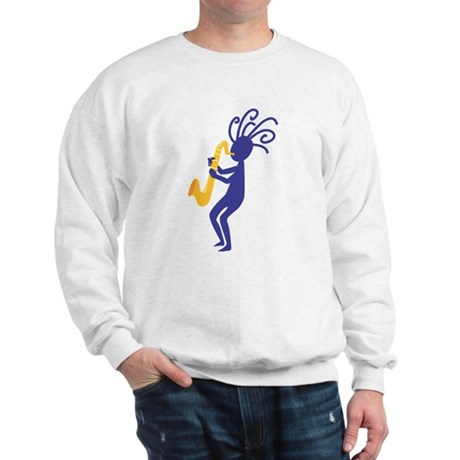 Kokopelli 3 Sweatshirt
