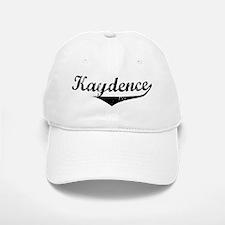 Kaydence Vintage (Black) Baseball Baseball Cap