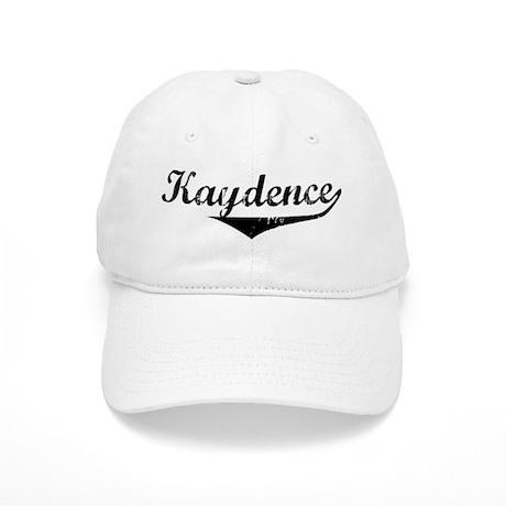 Kaydence Vintage (Black) Cap