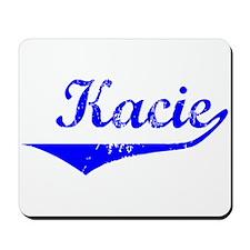 Kacie Vintage (Blue) Mousepad