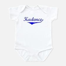 Kadence Vintage (Blue) Infant Bodysuit