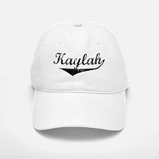 Kaylah Vintage (Black) Baseball Baseball Cap
