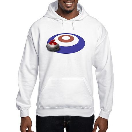 CURLING Hooded Sweatshirt