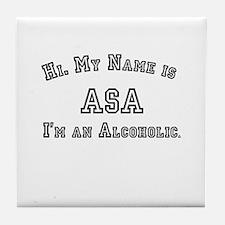Asa Tile Coaster