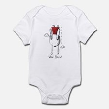 Every Bunny Can Be A Hero! Infant Bodysuit