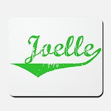 Joelle Vintage (Green) Mousepad