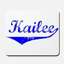 Kailee Vintage (Blue) Mousepad