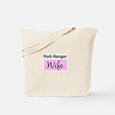 Park Ranger Wife Tote Bag