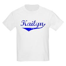 Kailyn Vintage (Blue) T-Shirt