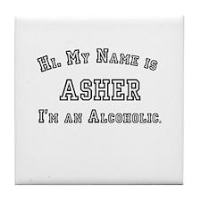 Asher Tile Coaster