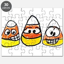 Cute Candy corn Puzzle
