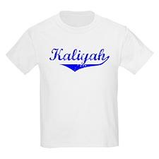 Kaliyah Vintage (Blue) T-Shirt