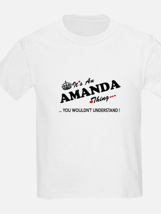 Cute Amanda T-Shirt