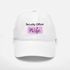 Security Officer Wife Baseball Baseball Cap