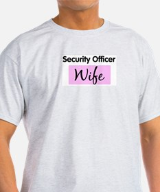 Security Officer Wife T-Shirt