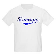 Kamryn Vintage (Blue) T-Shirt