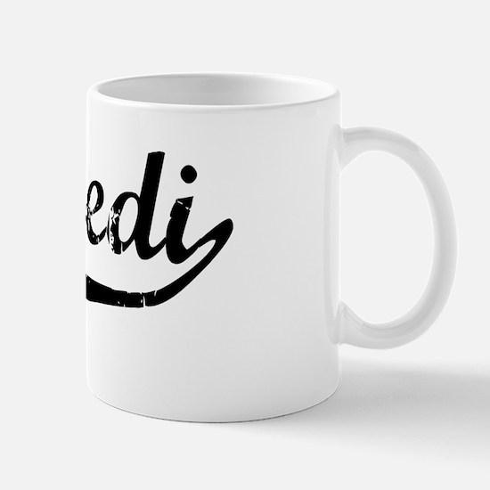 Kennedi Vintage (Black) Mug