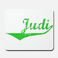 Judi Vintage (Green) Mousepad
