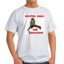 SPOTTED OWLS T-Shirt