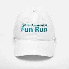 Rabies Fun Run Baseball Baseball Cap