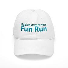 Rabies Fun Run Baseball Cap