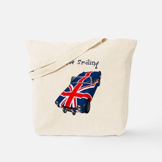 Unique Austin healey Tote Bag