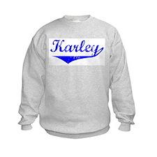 Karley Vintage (Blue) Jumpers