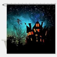 Halloween20160801 Shower Curtain