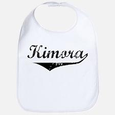 Kimora Vintage (Black) Bib