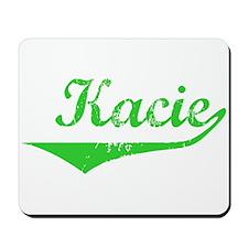 Kacie Vintage (Green) Mousepad