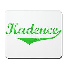 Kadence Vintage (Green) Mousepad